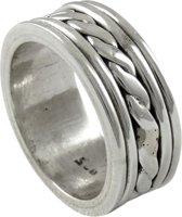 Zilveren Exclusieve ring