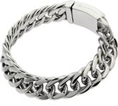 Stalen Bukovsky Heren Armband Chase Extra Small - Rvs - 316L Stainless Steel