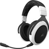 Corsair HS70 Surround - Draadloze Gaming Headset - Wit - PC