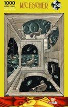 Andere Wereld - M.C. Escher (1000)