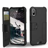 UAG iPhone XR Metropolis Black
