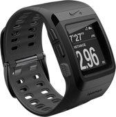 Nike+ GPS Sporthorloge met schoensensor - Zwart/Antraciet