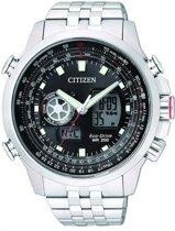 Citizen Promaster Skyhawk JZ1060-50E - Horloge - Zilverkleurig - 47 mm