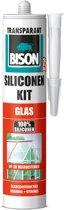 Bison Siliconenkit Glas Koker - Transparant - 310 ml