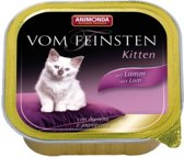 Animonda Vom Feinsten - Kitten lam - 32x100 gr.