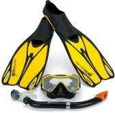 Osprey Dive Set - Snorkelset - Volwassenen - 40-41 - Geel
