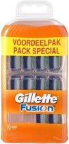 Gillette Fusion Razor Blades 10pcs