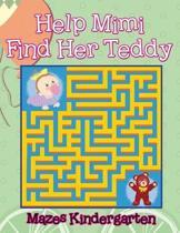 Help Mimi Find Her Teddy