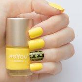 MoYou London Stempel Nagellak - Stamping Nail Polish 9ml. - Bananarama