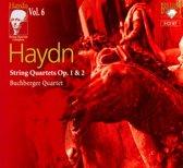 Haydn: String Quartets, Opp. 1 & 2