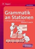 Deutsch an Stationen spezial: Grammatik 3/4