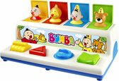 Bumba Pop Up Figuren - 3D puzzel