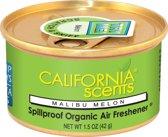 California Scents Luchtverfrisser Malibu Melon