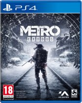 Cover van de game Metro Exodus Day One Edition - PS4