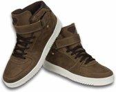 Cash M Heren Schoenen - Heren Sneaker High - Dolce Taupe - Maten: 43