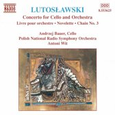 Lutoslawski: Orch. Works Vol.4