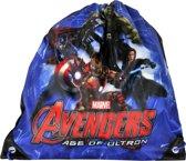 Avengers Age of Ultron schoenentas blauw