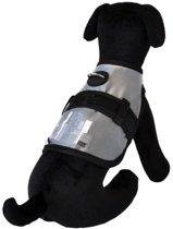Hondenjas avant garde metro grijs 20-25 cm