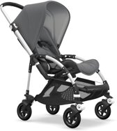 Bugaboo Bee⁵ Kinderwagen - Aluminium / Gemȇleerd Grijs / Gemȇleerd Grijs