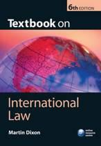 Textbook On International Law 6th Edition