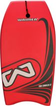 Waimea Bodyboard EPS Print - Slick Board - Cyclaam/Antraciet/Lichtgrijs/Wit