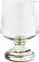 Rivièra Maison Mayfair Hurricane - S - Windlicht - Glas - Transparant