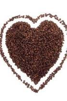 Coffee Bean Heart Journal