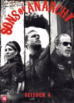 SONS OF ANARCHY SSN 4
