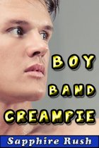 Boy Band Creampie (bisexual MMF threesome)