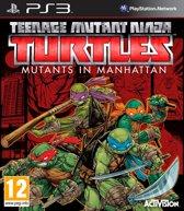 TMNT: Mutans in Manhattan - PS3