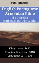 English Portuguese Armenian Bible - The Gospels II - Matthew, Mark, Luke & John