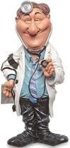 Beroepen - beeldje - arts - dokter - Warren - Stratford - huisarts