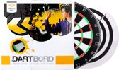 Longfield Darts Flocked - Dartbord