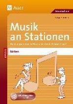 Musik an Stationen Spezial: Noten 1-4