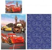 Disney Cars Lightning McQueen dekbedovertrek - 140x200 cm