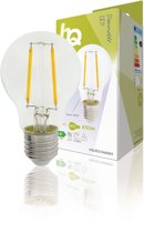 Retro LED-Filamentlamp E27 Dimbaar A60 5.1 W 470 lm 2700 K