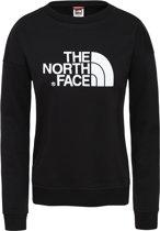 The North Face Drew Peak Crew  Trui Dames - Tnf Black - Maat L