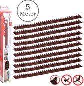 Safe Alarm anti klim strips - 10st van 50cm - totaal 5 meter - anti inbraak
