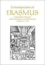 Contemporaries of Erasmus (vol. 2)
