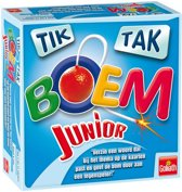 Tik Tak Boem - Junior - Kaartspel - Goliath
