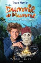 Boek cover Dummie de mummie 3 - Dummie de mummie en de sfinx van Shakaba van Tosca Menten