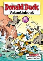 Boek cover Donald Duck Vakantieboek 2019 van Sanoma Media Jeugd (retail)