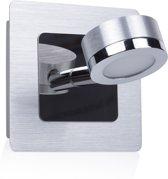 Ranex 3000.068 Empoli - Badkamerlamp LED - Wandspot - Chroom