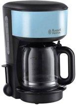 Russell Hobbs 20136-56 Colours Plus+ -  koffiezetapparaat - Blauw