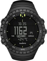 Suunto Core All Black - Multisporthorloge - Zwart