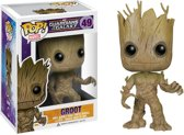 Funko: Pop Guardians Of The Galaxy - Groot