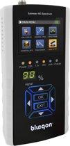 Blueqon BSF-700 Satmeter HD Spectrum - Satellietmeter / Satfinder