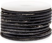 DQ Glasparels (8 mm) Semolina Matt (75 Stuks)
