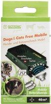 Premium 100% effectieve Mobiele Kattenverjager 40m2 - dieren bestrijding + honden