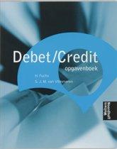 Debet / Credit Opgavenboek